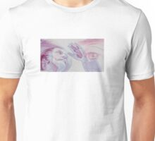 ID: Captain V. Mask 000029 Unisex T-Shirt