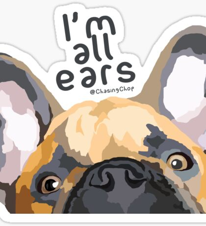 Flappy ears Sticker