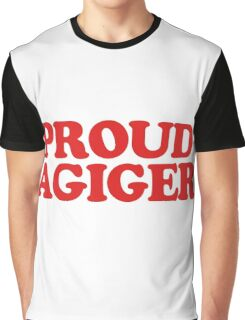 proud agiger (american girl instagram) Graphic T-Shirt