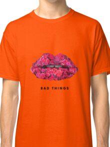 Bad Things Art 4 (BLACK/WHITE) Classic T-Shirt