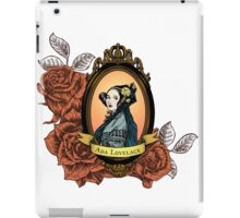 Ada Lovelace iPad Case/Skin