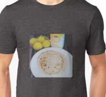 Lazy Sunday Pancakes Unisex T-Shirt