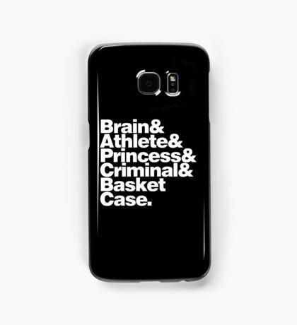 BREAKFAST CLUB Samsung Galaxy Case/Skin