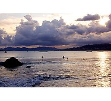 Cap d'antibes Photographic Print