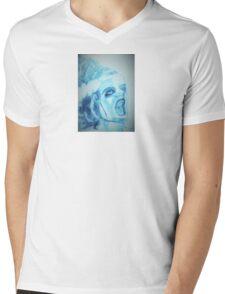 THE BRIDE OF FRANKENSTEIN Mens V-Neck T-Shirt