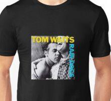 Tom Waits 2 Unisex T-Shirt