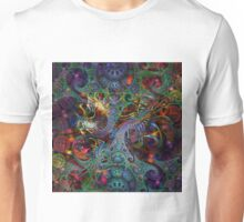 Abstract-10-13-2016a Unisex T-Shirt