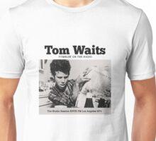 Tom Waits 4 Unisex T-Shirt
