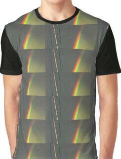 Rope and Rainbow. Exclusive Original stock Surreal and Abstract Art. Graphic T-Shirt