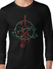 Kvothe's Lute Long Sleeve T-Shirt