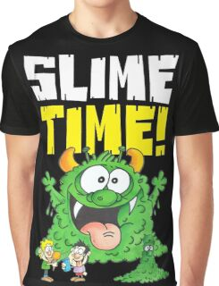 Graphic Slimey Joe (dark) Graphic T-Shirt