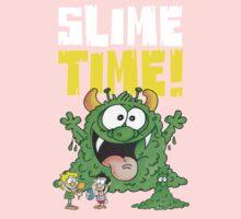 Graphic Slimey Joe (dark) One Piece - Short Sleeve