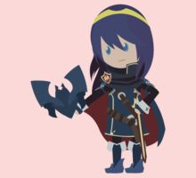 Chibi Lucina Vector One Piece - Long Sleeve