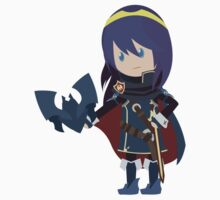 Chibi Lucina Vector One Piece - Short Sleeve