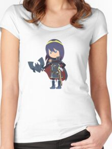 Chibi Lucina Vector Women's Fitted Scoop T-Shirt