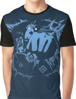 Jinbei The Leader Of Fisherman Graphic T-Shirt