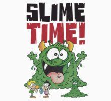 Graphic Slimey Joe One Piece - Long Sleeve