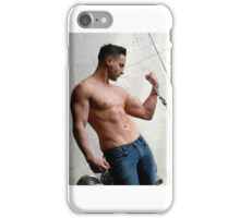 Photographing the Male workshop iPhone Case/Skin