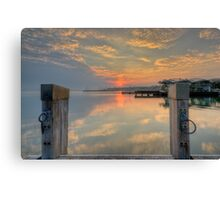 GEELONG WATERFRONT Canvas Print