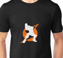 Super Smash Bros. Melee Samus Silhouette Unisex T-Shirt