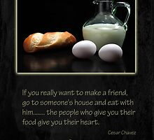 Food from the Heart by Randi Grace Nilsberg
