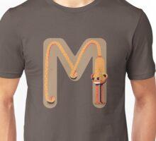 M for Monkey Unisex T-Shirt