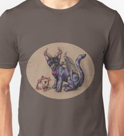 Pet Monsters - RedBubble Challenge October 2016 Unisex T-Shirt