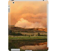 Sunset & Smoke iPad Case/Skin