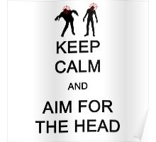 Always Aim for the Head Poster