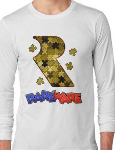 Rareware Banjo-Kazooie Style Long Sleeve T-Shirt