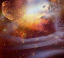 Creating A Universe Sticker