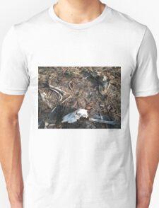 Deer bones Unisex T-Shirt