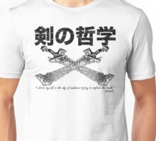 Sword Logic Unisex T-Shirt