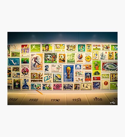 FIFA World Football Museum Photographic Print