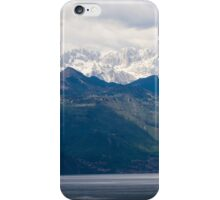 landscape lake iPhone Case/Skin