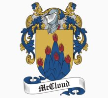 McCloud Coat of Arms (Scottish) Kids Clothes