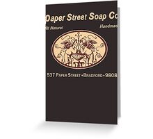 Paper Street Soap Co.T-Shirt Greeting Card