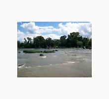 Maumee River at Grand Rapids Unisex T-Shirt
