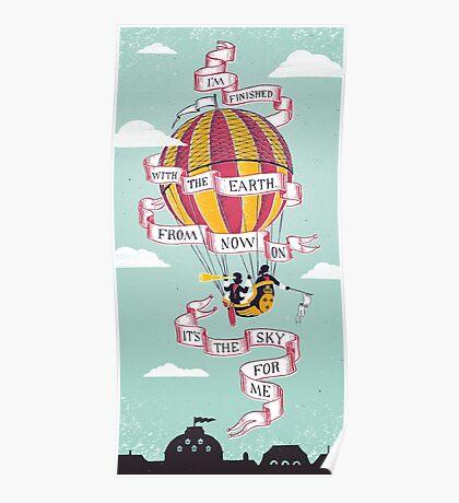Balloon Adventure Poster