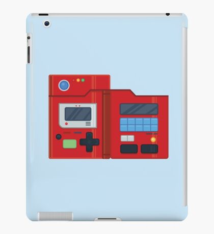 Minimalist Kanto Pokedex iPad Case/Skin