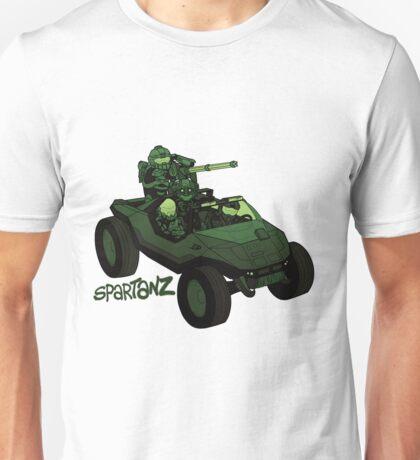 Spartanz Unisex T-Shirt
