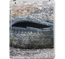 old tires iPad Case/Skin