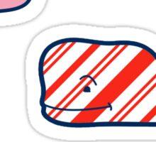 V.V Christmas Tri Pack Sticker