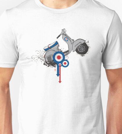 MOD Vespa Unisex T-Shirt