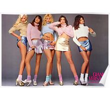Gianni Versace Girls Poster