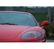 Ferrari 360 Photographic Print