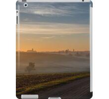 Rolling Farm Hills iPad Case/Skin
