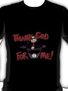 Thank God For Jim! T-Shirt