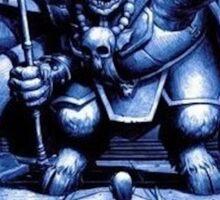 Link Confronts Ganon Sticker