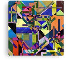 Geometric Wonder! Canvas Print
